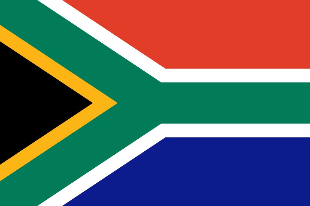 BanderaSudafrica