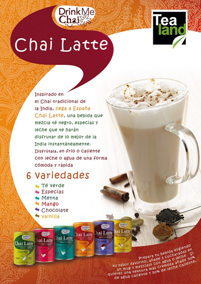 Drink Me Chai