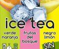 ICE TEA - TÉS FRÍOS